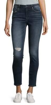 Vigoss Marley Destructed Skinny Jeans