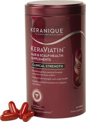Keranique KeraViatin Hair and Scalp Health Supplements