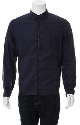 Rag & Bone Lightweight Button-Tab Jacket