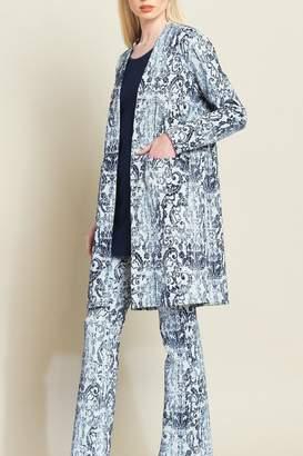 Clara Sunwoo Jacquard Print Cardigan