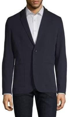 HUGO Joey Contrast Lapel Jacket