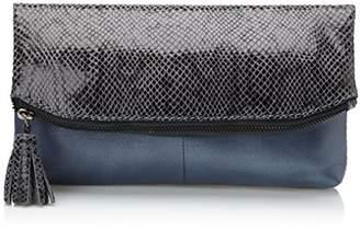 Loxwood Women's 7907Mf Clutch blue Size: