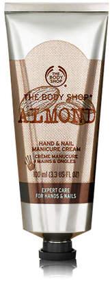 The Body Shop (ザ ボディショップ) - ハンド&ネイル マニキュアクリーム AM(アーモンド)