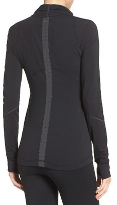 Women's Zella Reflective Run Jacket $85 thestylecure.com