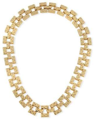 Lulu Frost Amp Crystal Necklace