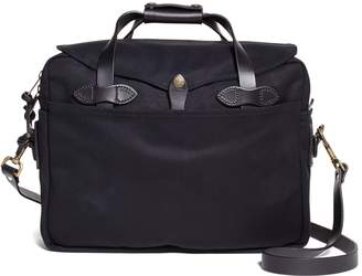 Brooks Brothers Filson Twill Briefcase Computer Bag