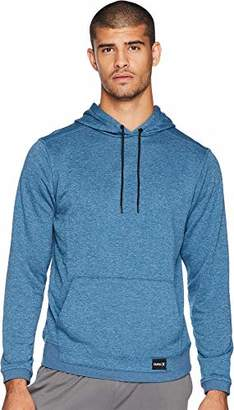 Hurley Men's Nike Dri-Fit Disperse Fleece Hoodie