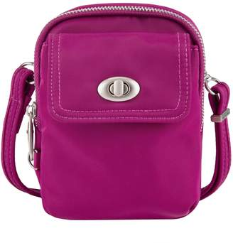 Travelon Anti-Theft Tailored Crossbody Bag Phone Pouch