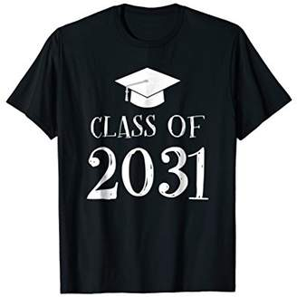 with me. Class of 2031 Grow Shirt - First Day of School Shirt
