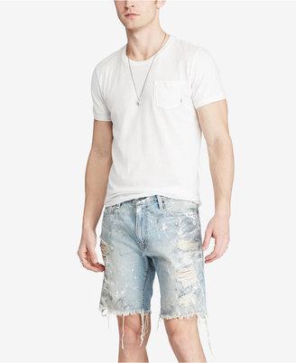 Denim & Supply Ralph Lauren Men's Bedford Cotton Straight Shorts $125 thestylecure.com
