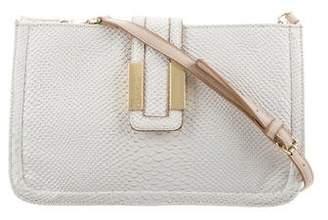 Calvin Klein Embossed Crossbody Bag