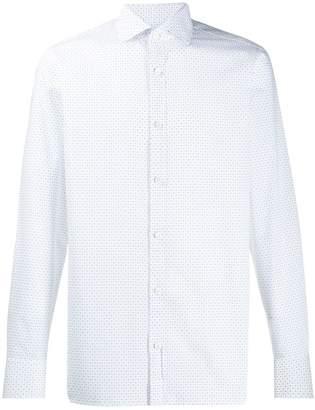 Ermenegildo Zegna all-over print shirt