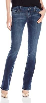GUESS Women's Tailored Mini Boot Jean