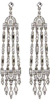 Ben-Amun Multi-Strand Crystal Drop Earrings IOeS8dq