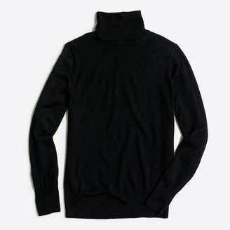 J.Crew Factory Merino wool turtleneck sweater
