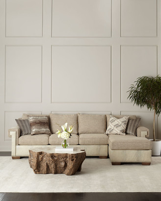Massoud Dufrain Right Chaise Sectional