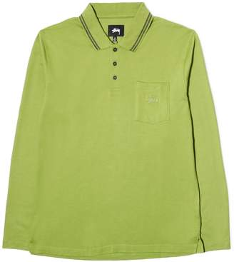 Stussy DILLON LS POLO