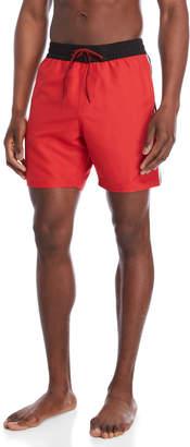 adidas Vibe Color Block Swim Shorts