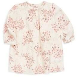 Bonpoint Baby Girl's& Little Girl's Floral Dress