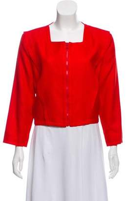 Courreges Casual Woven Jacket