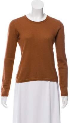 Loro Piana Cashmere Long-Sleeve Sweater