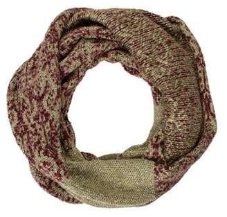 Dries Van Noten Wool-Blend Infinity Scarf
