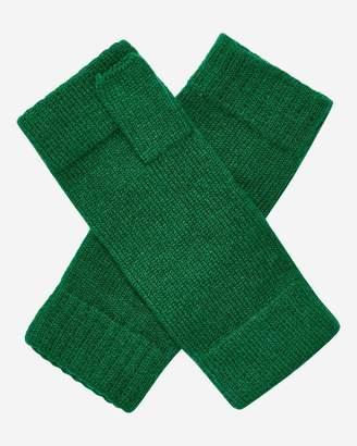 N.Peal Unisex Fingerless Cashmere Gloves
