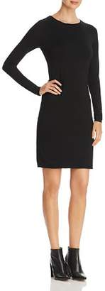 Three Dots Long Sleeve Sheath Dress