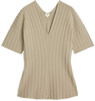 Arket Ribbed Tunic