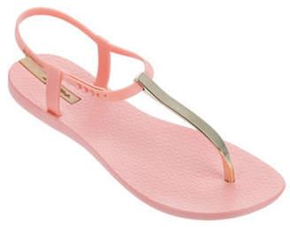 Ipanema Textured Slingback Sandals