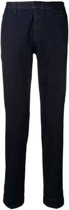 Prada denim chino trousers