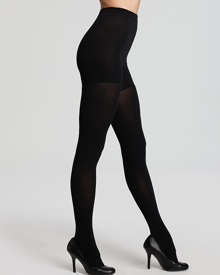Wolford Tights - Cotton Velvet Control #011193