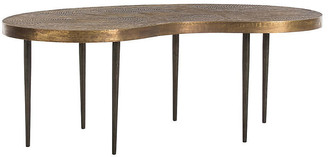 Arteriors Sloan Coffee Table - Antiqued Brass