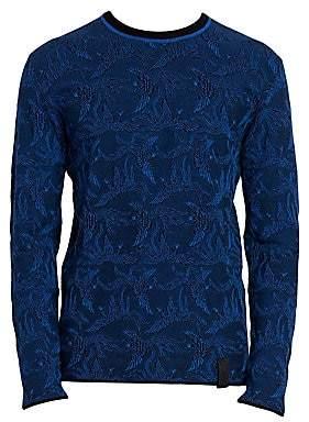Kenzo Men's Allover Phoenix Jacquard Pullover