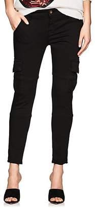 NSF Women's Vincent Denim Crop Pants - Black