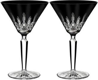 Waterford Lismore Martini Glasses (Set of 2)