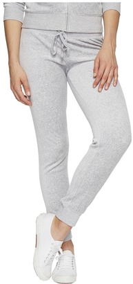Juicy Couture - Zuma Velour Pants Women's Casual Pants $88 thestylecure.com
