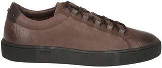 Tod's Pebbled Sneakers