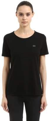 Lacoste Ultra Lightweight Pima Cotton T-Shirt