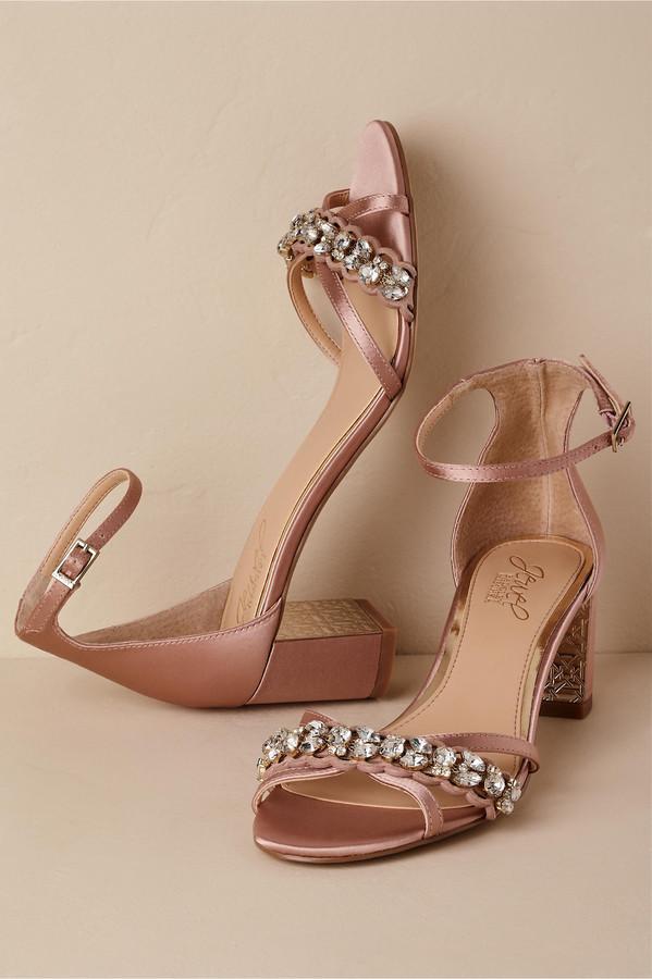 Badgley Mischka Giona Block Heels
