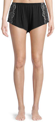 Cosabella Pret-a-Porter Lace-Trim Tap Shorts