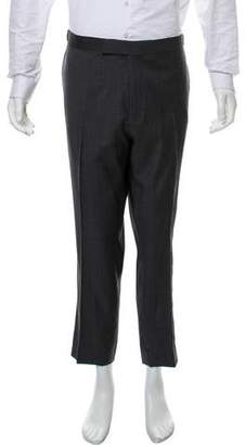 Ralph Lauren Purple Label Flat Front Dress Pants
