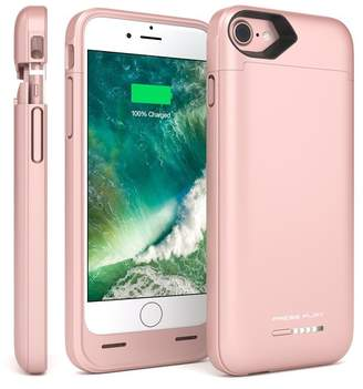 PRESS PLAY MFi Nero Battery iPhone 8/7 Case - Rose Gold