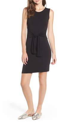 Amour Vert Tie Waist Body-Con Dress