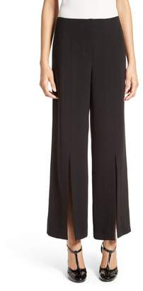 Yigal Azrouel Slit Wide Leg Pants