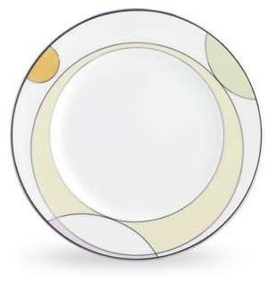 Noritake Set of 2 Cosmic Yellow Small Plate