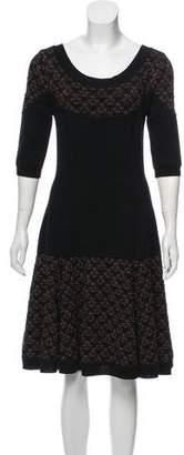 Prabal Gurung Knee-Length Sweater Dress