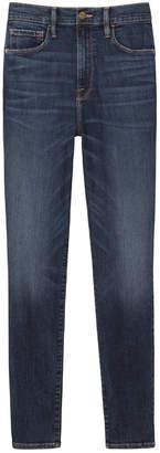 Frame Ali High-Rise Skinny Jeans Cigarette