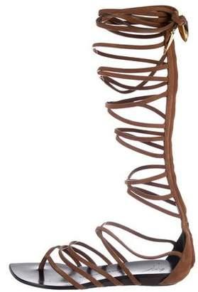 Giuseppe Zanotti Gladiator Wrap-Around Sandals