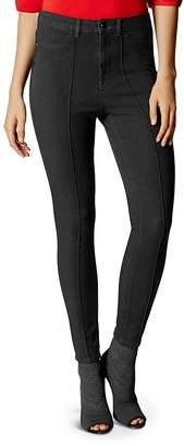 Karen Millen High-Waisted Skinny Jeans